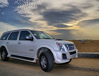 2013 Isuzu MU7 – Review