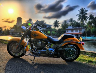2013 Harley Davidson Fatboy Review