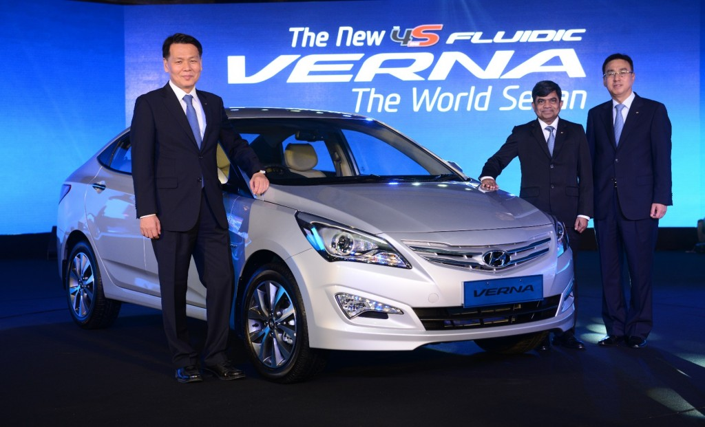 All New 4S Verna - photo 2