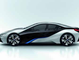 BMW to launch the i8 on February 18, 2015