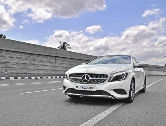 Mercedes Benz A Class A180 Sport Review