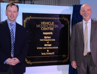 Ford Launches Industry-First Vehicle Personalisation Centre in India