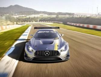The devilish new Mercedes AMG GT3