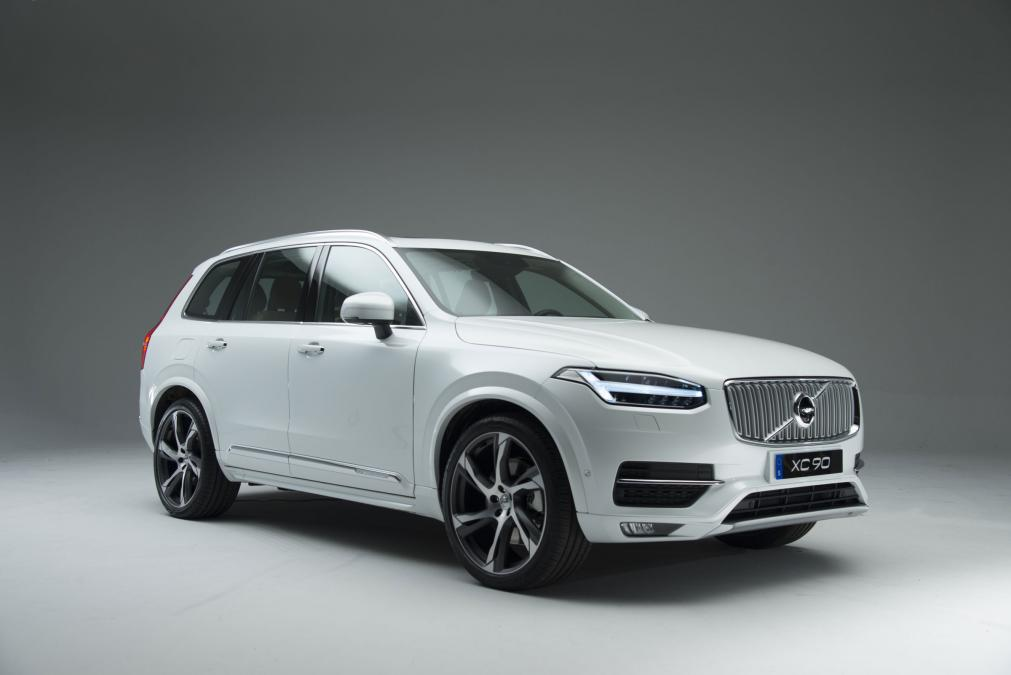 new 2015 volvo xc90 specs and exclusive pictures pitstop. Black Bedroom Furniture Sets. Home Design Ideas