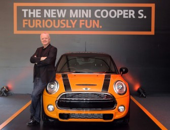 The new MINI Cooper S launched at Rs. 34,65,000