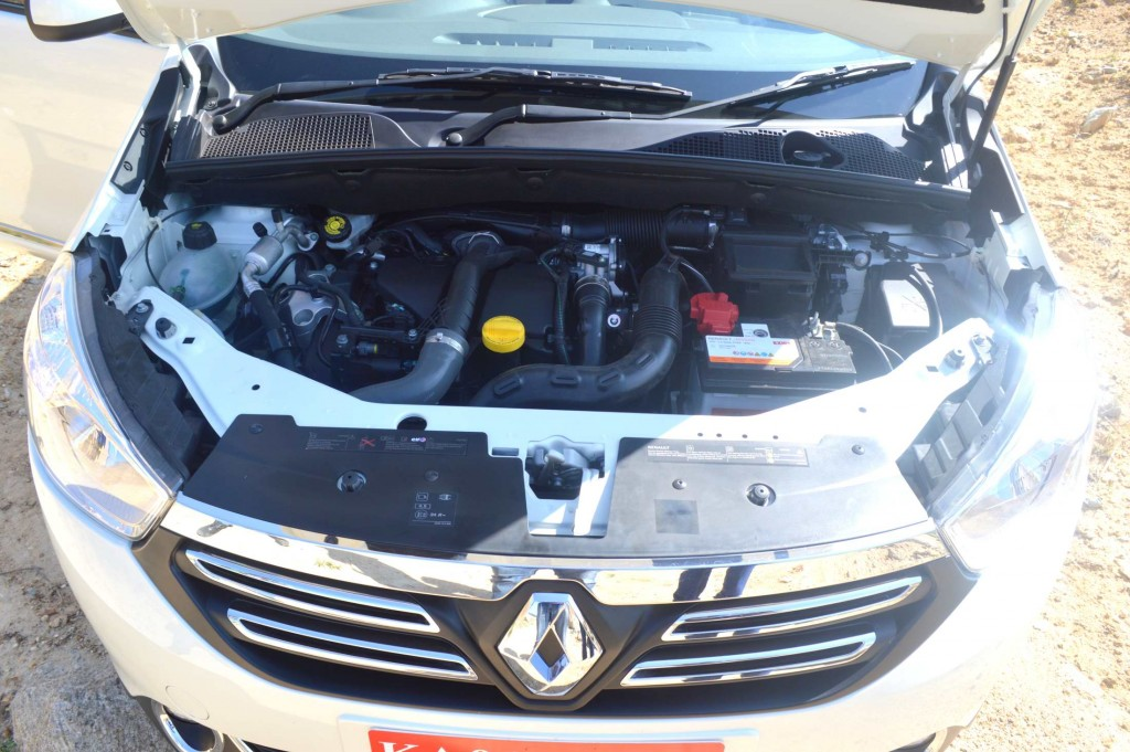 1.5 litre dCi Diesel Engine - 110PS - 240Nm at 1750rpm - First in segment 6 speed transmission