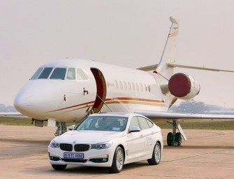 BMW becomes the 'Luxury Mobility Partner' of the Delhi International Airport.