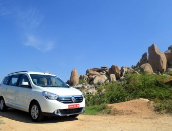 2015 Renault Lodgy Photo Gallery