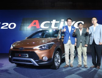 Hyundai i20 Active launched in India with starting price of Rs. 6.38 lakh