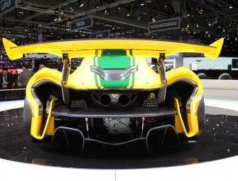 Geneva Motor Show 2015 – Photo Gallery