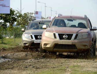 Nissan Carnival – Photo Gallery