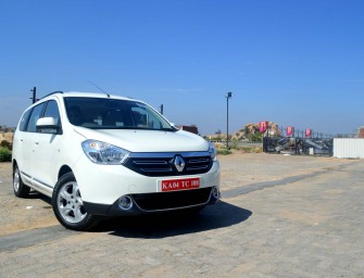 Driven: Renault Lodgy