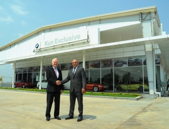 BMW India inaugurates its second dealership in Andhra Pradesh