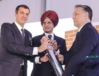 Construction of Apollo Tyres' Greenfield facility in Hungary begins