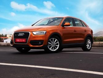 Audi Q3 – Photo Gallery