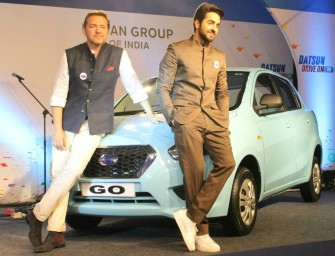 DATSUN CELEBRATES BRAND'S 1st ANNIVERSARY IN INDIA