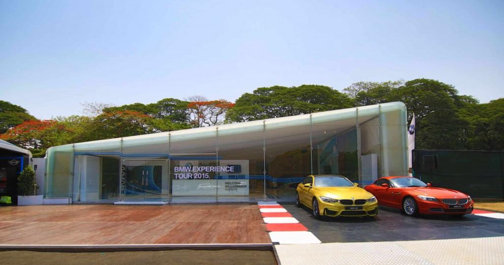 BMW Experience Tour, Mumbai a