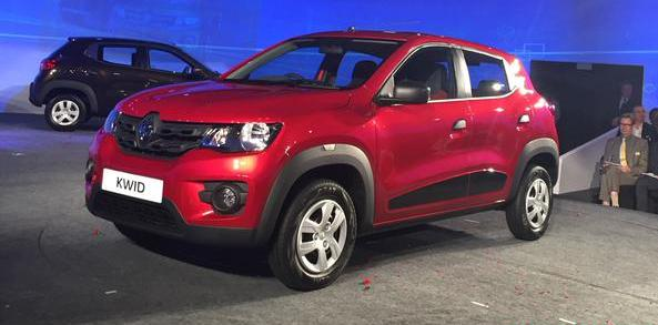 The Renault Kwid will have best in class fuel economy and cabin space.