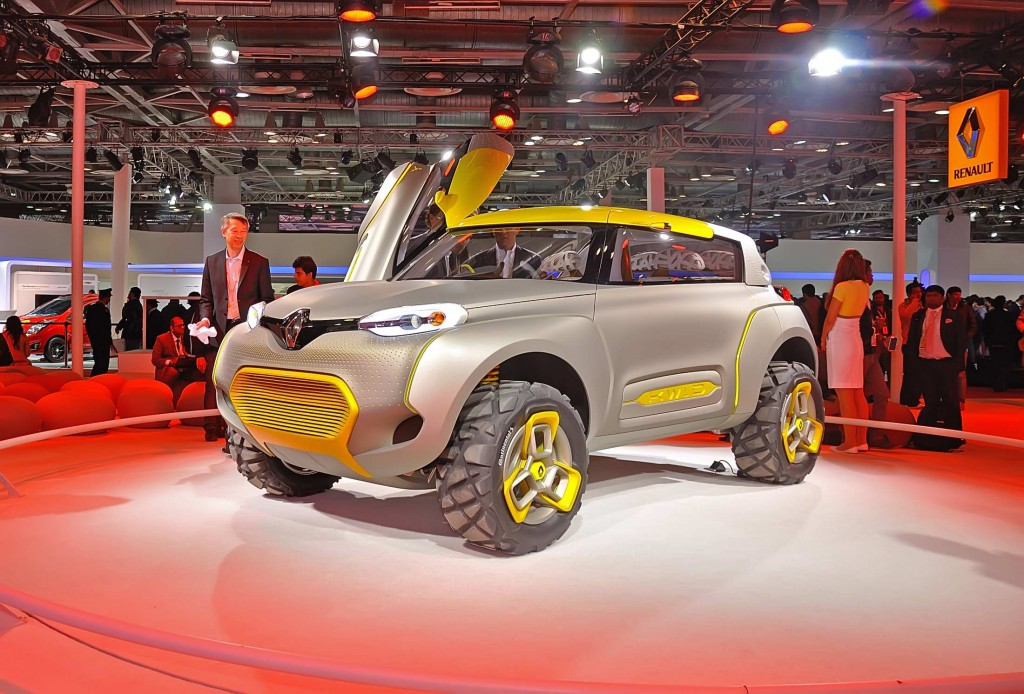 """Renault Kwid has optional airbag-likely driver side only, """"meets Indian govt safety regulation"""""""