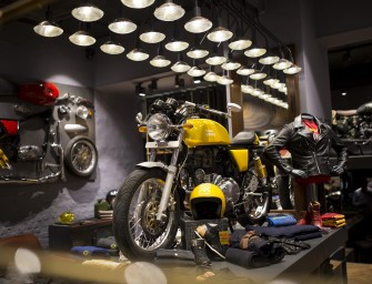 Royal Enfield introduces gear and limited edition motorcycles inspired by the Despatch Riders of the World Wars