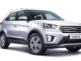 Hyundai Showcases the Global SUV CRETA