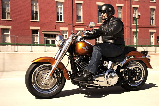 Harley-Davidson celebrates 25 years of Fat Boy_ Image 4