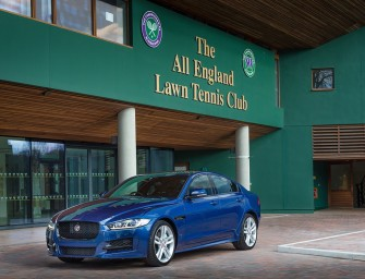 JAGUAR LAUNCHES #FEELWIMBLEDON CAMPAIGN AIMING TO CAPTURE THE MOOD OF THE CHAMPIONSHIPS