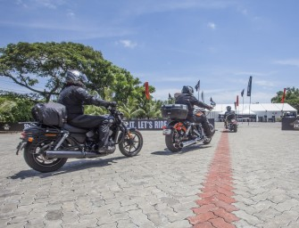 Harley Owners takeover Kochi with the biggest zonal H.O.G. Rally
