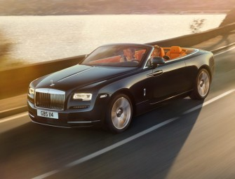 All you need to know about the Rolls Royce Dawn