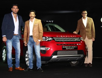 Land Rover Discovery Sport launched in India
