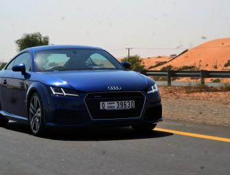 Driven: Audi TT 45 TFSI
