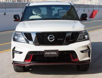 Nissan Nismo Patrol – World Premiere Photos