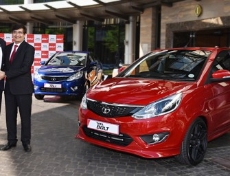 The Tata Bolt now in South Africa!
