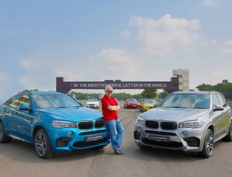 The all-new BMW X5 M and all-new BMW X6 M launched in India at Rs. 1.55 & 1.6 Cr respectively