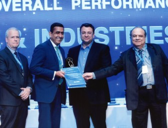 JK Tyre receives TATA Motor's Best Supplier of the Year award