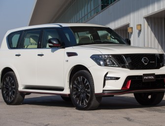 Nissan's 'NISMO' brand Middle East debut and Nismo Patrol's world premiere at Dubai