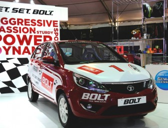 Rally Bolt, GenX Nano and a fully souped-up Safari Storme showcased at the Big Boys Toys Expo 2015