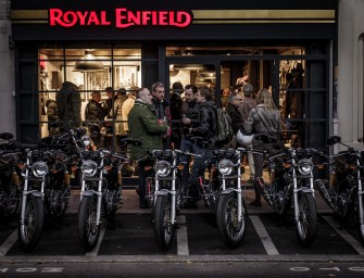 Royal Enfield begins commercial production from its third manufacturing facility at Vallam Vadagal near Chennai
