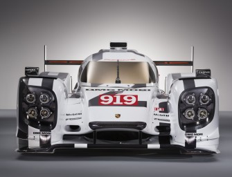 919 Hybrid to thrill at Dubai International Motor Show