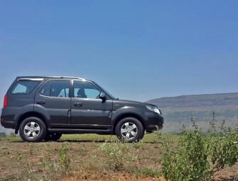 Road Travel: Tata Safari goes to Indore!