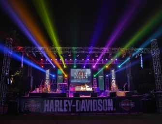 Harley® owners thunder down the roads of New Delhi & Chandigarh during the 4th Northern H.O.G. ® Rally