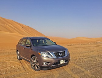 Driven: Nissan Pathfinder