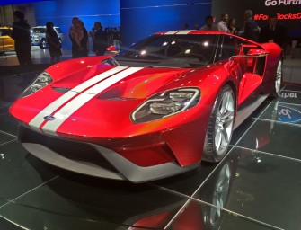 Ford Rocks Dubai Motor Show with Six New Vehicle Reveals