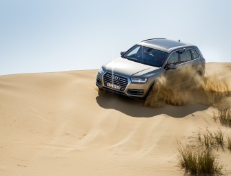 Everything you need to know about the new Audi Q7