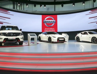 'World Premiere' Launch of Nissan Patrol Desert Edition at Dubai International Motor Show