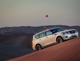 Nissan Signs MOU with Emirates Driving Institute to offer Tailored Off-Road Training in the New Nissan Patrol Desert Edition