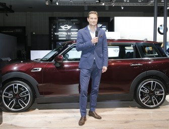 New MINI Clubman makes its Middle East debut at the Dubai International Motor Show 2015
