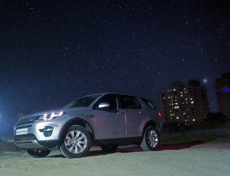 Driven: Land Rover Discovery Sport in India