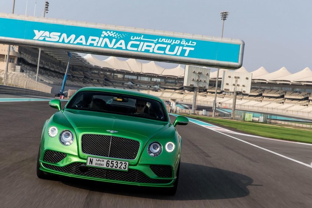 The latest Bentley Continental GT family arrives ‎in ‎the Middle East - 4