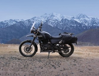 Royal Enfield Himalayan: the wraps are off!